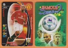 Manchester United Dwight Yorke Trinidad & Tobago Red